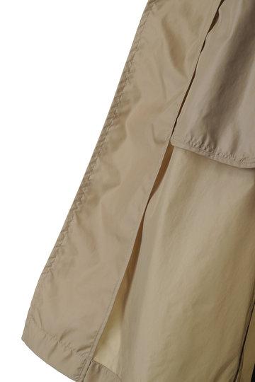 エリオポール/HELIOPOLEの【Traditional Weatherwear】ポケッタブルナイロンコート(ベージュ/U191APFCO0160MX)