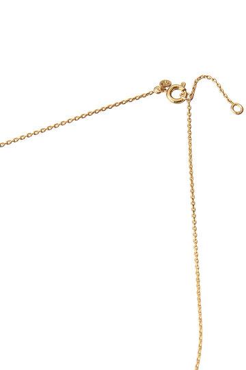 バイ サン・スワサント・キャトル パリ/by 164 PARISの3 PETALES ネックレス(ゴールド/Ref  BJ66)