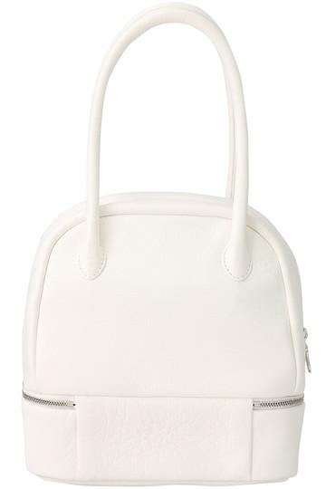 アエタ/Aetaのディアレザーハンドバッグ(ホワイト/DA19)