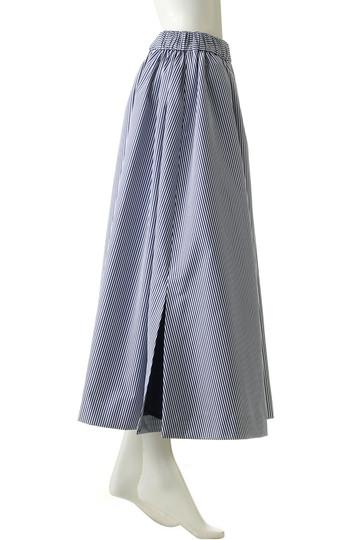 サボイストライプスカート エブール/ebure