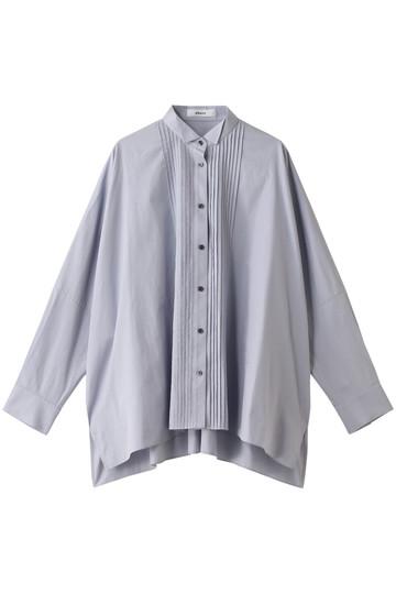 エブール/ebureのアリゼオコットンシャツ(ライトブルー/2810700427/18FWBL17)