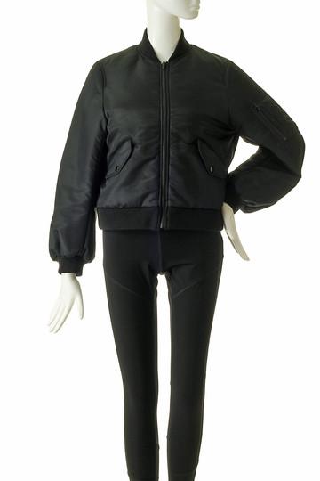 ダンスキン/DANSKINの【CAPSULE COLLECTION】MA-1 ジャケット(ブラック/DARK3832)