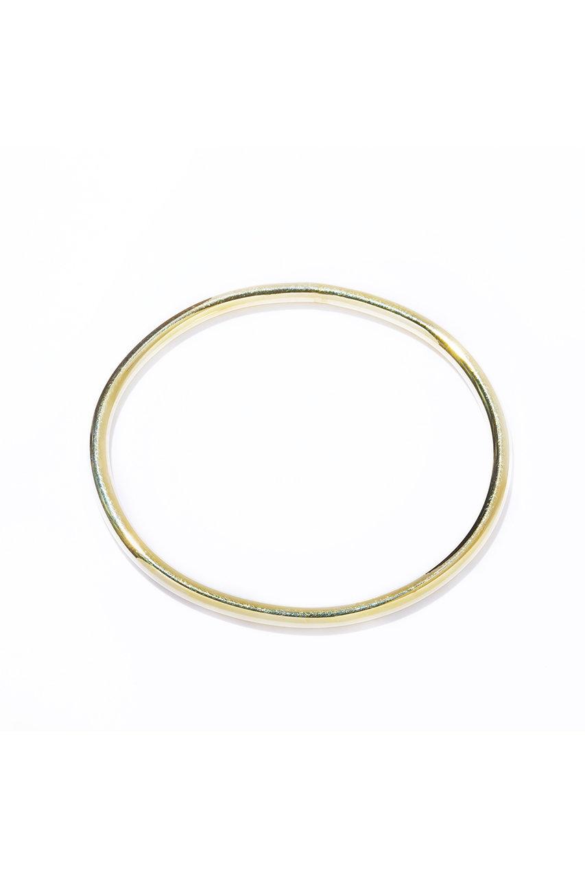 イリスフォーセブン/IRIS 47のclassic oval バングル(ゴールド/BGS3)