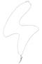 thorn pearl ネックレス イリスフォーセブン/IRIS 47 シルバー