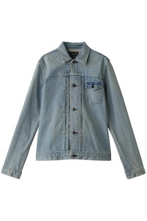 【MEN】Crow Denim Jacket Vintage Wash 03 /デニムジャケット クロ/KURO