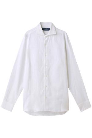 【MEN】【SOLIDO】ホリゾンタルカラーシャツ タトラス アンド ストラダエスト/TATRAS & STRADA EST