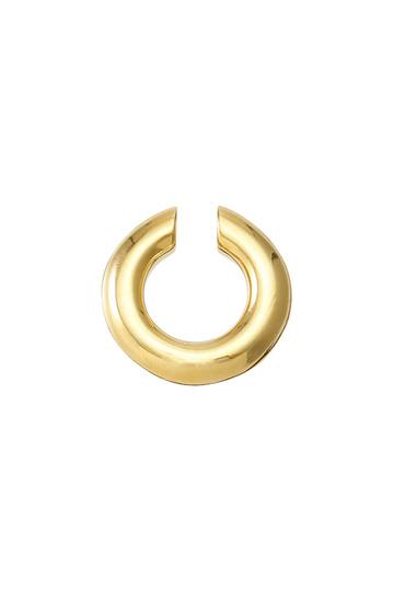 【Saskia Diez】BOLD イヤーカフ BRASS GOLD PLATED ゴールド