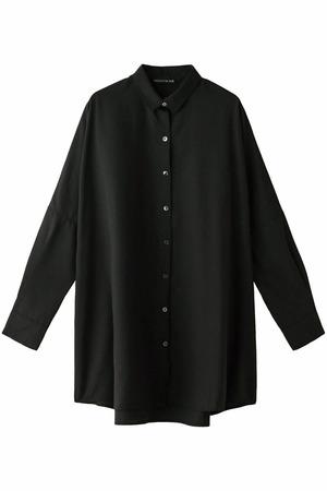 ワイドシャツチュニック ミズイロインド/mizuiro ind