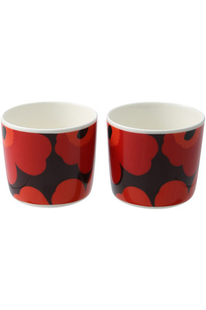 UNIKKO C.CUP 2P W/O Hカップ マリメッコ/Marimekko