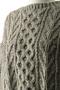 ペルーウールハンドメイドプルオーバーニット(2WAY) ネストローブ/nest Robe