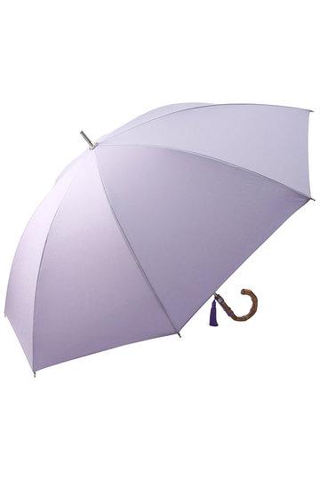 ビー ピー キュー シー/BPQCの晴雨兼用パラソル長傘(ラベンダー/BP91AUR101)