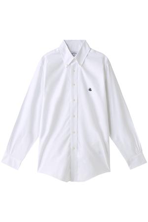【MEN】ノンアイロン ブルックスクール スーピマコットン GF スポーツシャツ Regent Fit ブルックス ブラザーズ/Brooks Brothers