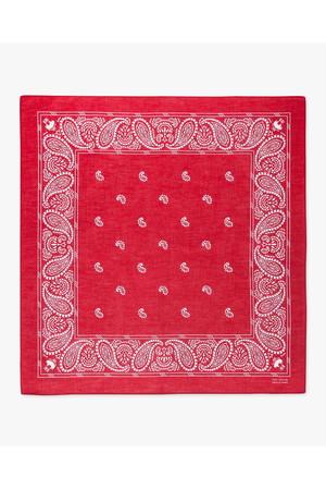 【MEN】【Red Fleece】GF ペイズリープリント バンダナ ブルックス ブラザーズ/Brooks Brothers