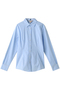 【Red Fleece】ストレッチコットン ポプリン ギンガムチェックシャツ ブルックス ブラザーズ/Brooks Brothers ライトブルー