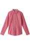 【Red Fleece】ストレッチコットン ポプリン ギンガムチェックシャツ ブルックス ブラザーズ/Brooks Brothers レッド