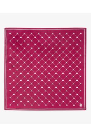 【Red Fleece】コットンラティスプリントハンカチ ブルックス ブラザーズ/Brooks Brothers