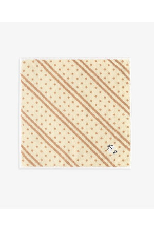 【Red Fleece】スーピマコットン GF ドット/ストライプ ミニタオル ブルックス ブラザーズ/Brooks Brothers