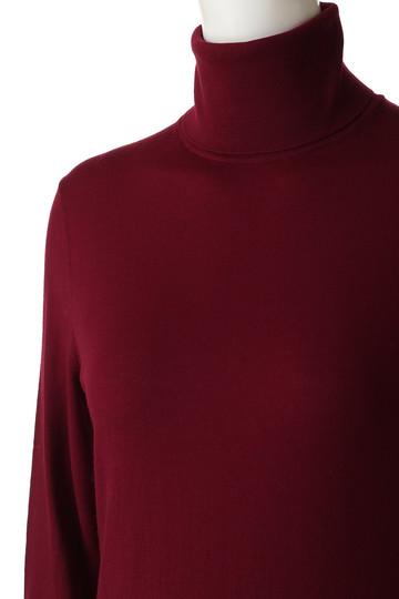 ブルックス ブラザーズ/Brooks Brothersのメリノウール タートルネックセーター(ブラック/66628290)
