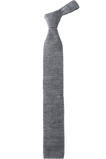 ブルックス ブラザーズ/Brooks Brothersの【MEN】リネン テキスチャード ニットタイ(ネイビー/11427001)