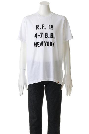 ブルックス ブラザーズ/Brooks Brothersの【MEN】【Red Fleece】 コットンジャージー レタード Tシャツ(ホワイト/32718241)