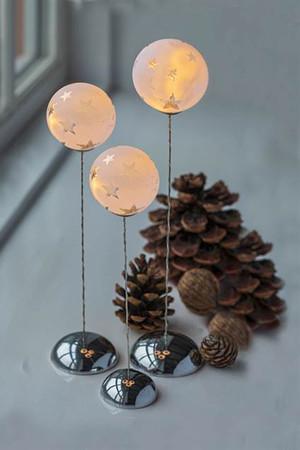 【SIRIUS】球体LED照明