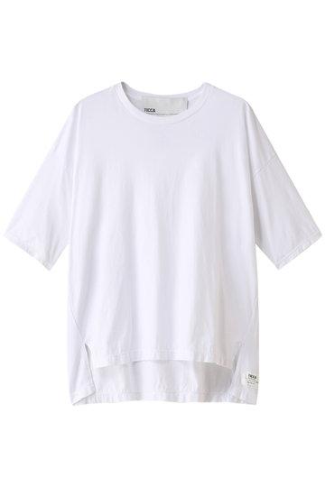 ティッカ/TICCAの【予約販売】NO刺繍Tシャツ(NO31 ホワイト/0291426384)