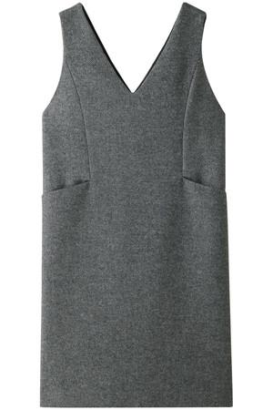 ウールツイルジャンパースカート アルアバイル/allureville