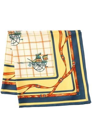 【manipuri】 スカーフ 65X65