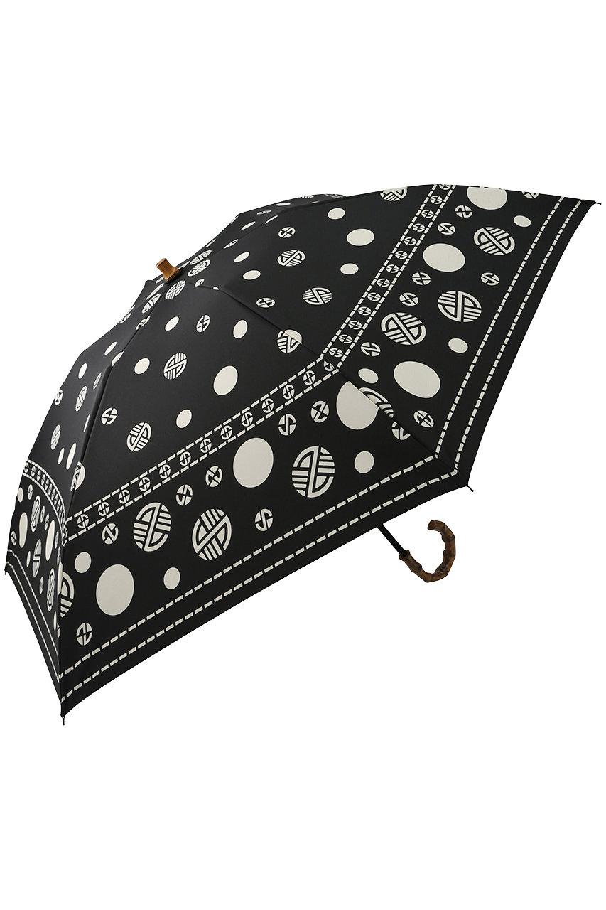 アルアバイル/allurevilleの【MANIPURI】傘(ブラック/2219125901011020)