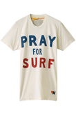 【AVIATOR NATION】PRAY FOR SURF Tシャツ Shop BAZAAR