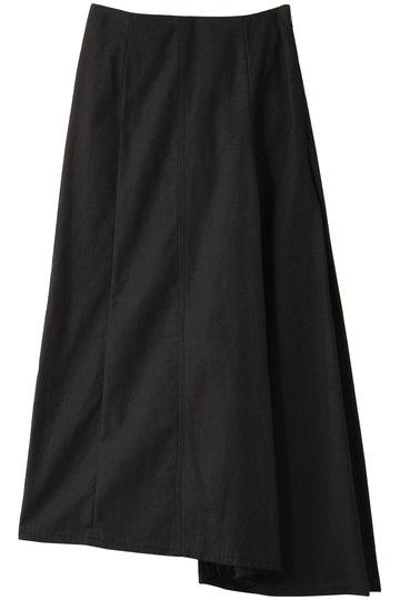 エトレトウキョウ/ETRE TOKYOのアシンメトリースカート(ブラック/1219121259-0)