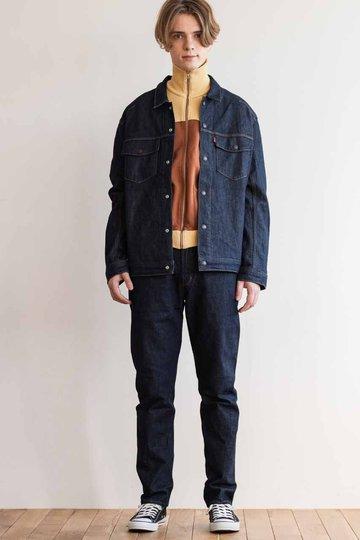 Levi's リーバイス メンズ(MENS)Levi's(R) Engineered Jeans 502 レギュラーテーパー RINSE DENIM ダークインディゴ