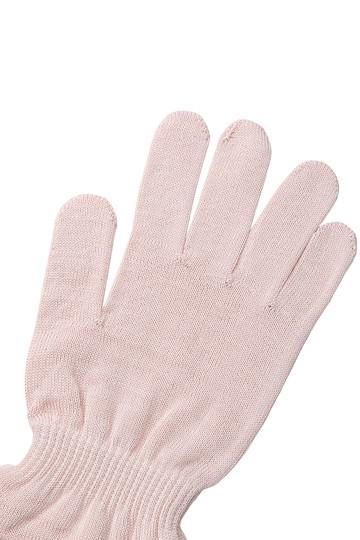カタクラシルク/Katakura Silkのおやすみ手袋(オフホワイト/SF100(SLF1020))
