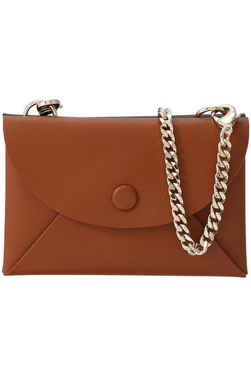 SALE 【30%OFF】 OAD NEW YORK オーエーディー ニューヨーク ASSEMBLY CHAIN CARDLET カードケース シエナ×ブラック