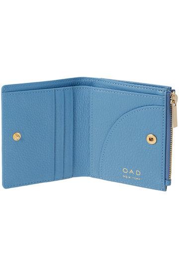 オーエーディー ニューヨーク/OAD NEW YORKのEVERYWHERE MINI 2つ折り財布(グリーン/OAD102)