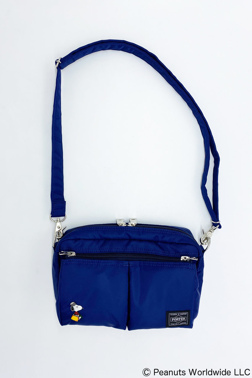 インショア/INSHOREの【JOE PORTER】SHOULDER BAG(S)(NAVY/JP-SBS-2)