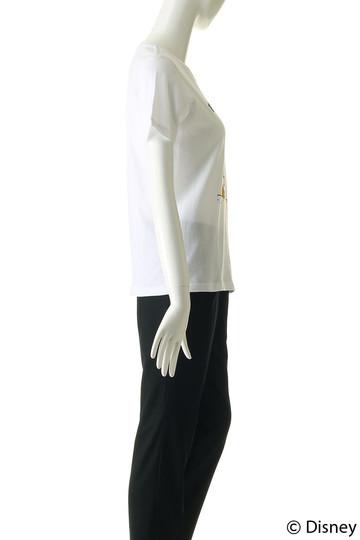 インショア/INSHOREの【UNISEX】【SURF MICKEY】Tシャツ(BORN TO SURF WHITE/SM17SS-TS05)