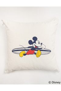 <ELLE SHOP>【SURF MICKEY】クッション GO FOR IT