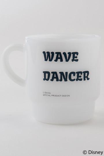 インショア/INSHOREの【UNISEX】【SURF MICKEY】マグ(WAVE DANCER/MW-MGD02)