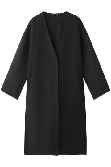 エッセン.ロートレアモン/ESSEN.LAUTREAMONTのシャギーコート(ブラック/3104-75628)