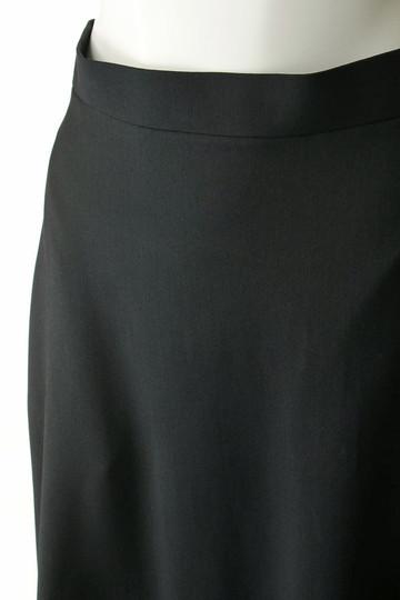エッセン.ロートレアモン/ESSEN.LAUTREAMONTのバックジップフレアスカート(ブラック/3111-75525)