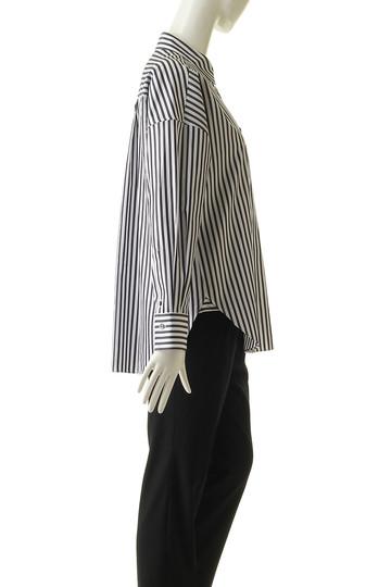 エッセン.ロートレアモン/ESSEN.LAUTREAMONTのALBINIオーバーサイズシャツ(ブラック/3106-75518)