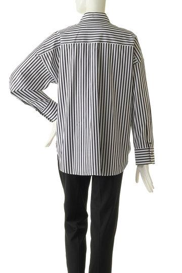 エッセン.ロートレアモン/ESSEN.LAUTREAMONTのALBINIオーバーサイズシャツ(ブルー/3106-75518)