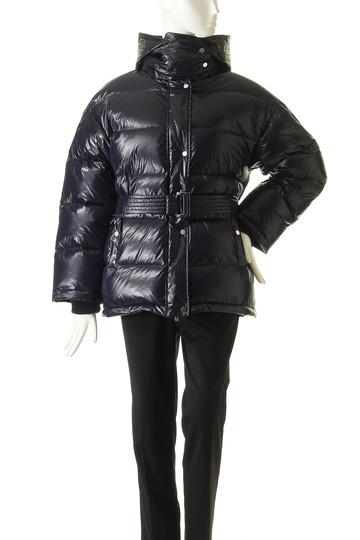 エッセン.ロートレアモン/ESSEN.LAUTREAMONTのOversized down jacket(ブラック/3105-77508)
