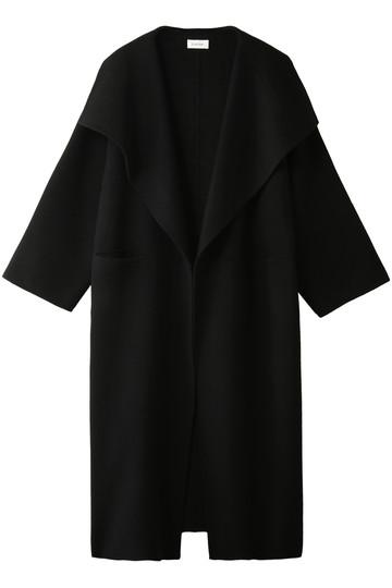エッセン.ロートレアモン/ESSEN.LAUTREAMONTのTOTEME jacket(ブラック/3102-75110)