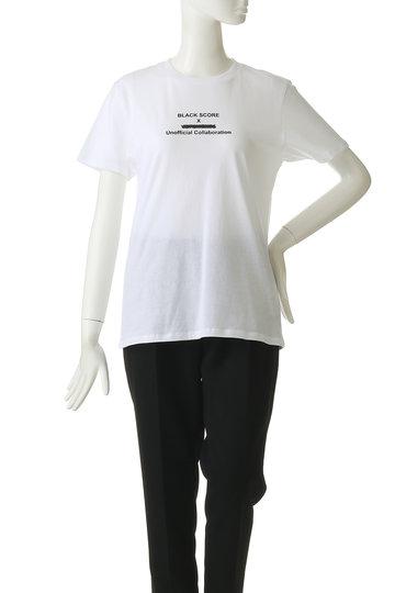 エッセン.ロートレアモン/ESSEN.LAUTREAMONTの【BLACKSCORE】 Tシャツ(ブラック/3103-81501)