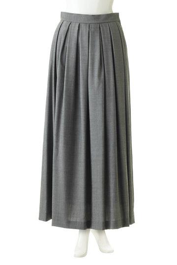 エッセン.ロートレアモン/ESSEN.LAUTREAMONTの【Couture d'adam】スカート(ネイビー/3103-81736)