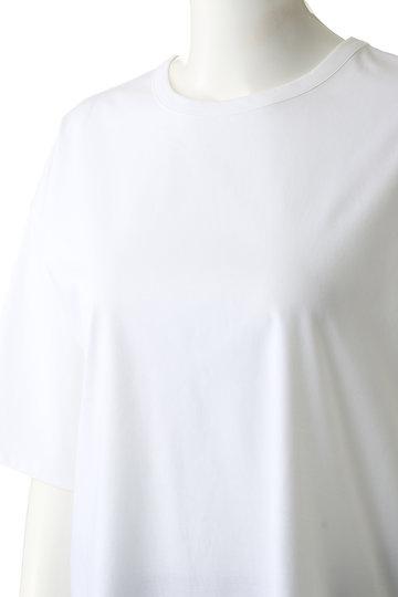 エッセン.ロートレアモン/ESSEN.LAUTREAMONTのディオラマシャツカットトップ(グレー/3107-82506)