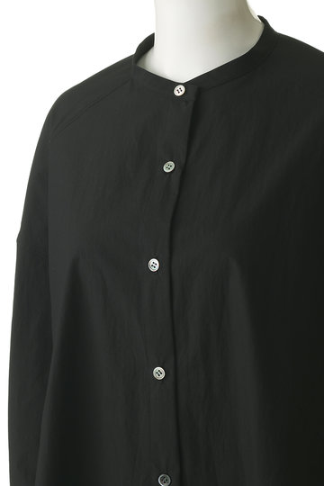 エッセン.ロートレアモン/ESSEN.LAUTREAMONTのハイカウントタイプライターシャツ(ホワイト/3113-83526)