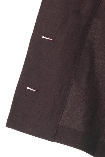 エッセン.ロートレアモン/ESSEN.LAUTREAMONTの【予約販売】LI/ストレッチシャツジャケット(キャメル/3105-82515)